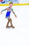 isolerade härlig kall gående is för bakgrund den ljusa naturliga åka skridskor vita kvinnan Royaltyfria Foton