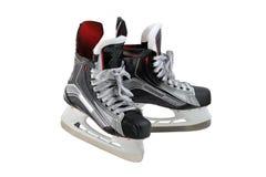 Isolerade hockeyskridskor Royaltyfri Bild