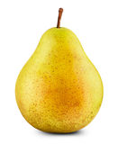isolerade pears Arkivbild