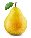 isolerade pears Arkivfoton