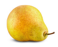 isolerade pears Royaltyfri Foto