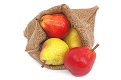 isolerade pears williams Royaltyfria Foton