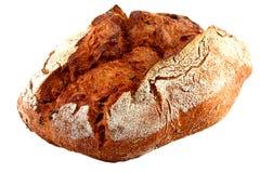 isolerat bröd Royaltyfri Foto