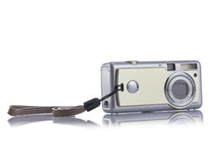 isolerat digitalt för kamera Arkivbild