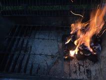 isolerat grillfestgaller arkivfoto