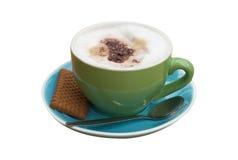isolerat kaffe Arkivbilder