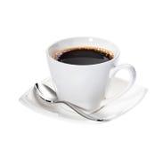 isolerat kaffe Arkivbild