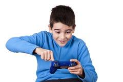 Isolerat spela för barn royaltyfria bilder