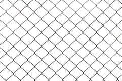 isolerat staket arkivfoto