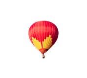 isolerat varmt för luftballong Royaltyfria Bilder