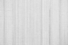 Isolierung der silbernen Folie auf Deckendach stockfotos