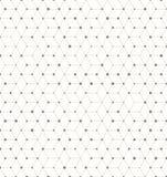 Isomertic-Würfel-geometrische Linien Muster mit gelegentlichem Dots Circles Stockbilder