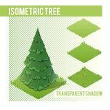 Isometric δέντρο 003 Στοκ φωτογραφία με δικαίωμα ελεύθερης χρήσης