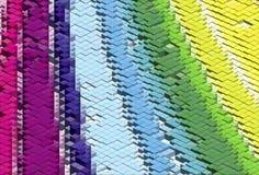 Isometric διανυσματική γραφική παράσταση Στοκ Εικόνα