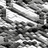 Isometric διανυσματική γραφική παράσταση Infographic Στοκ φωτογραφία με δικαίωμα ελεύθερης χρήσης