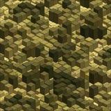 Isometric διανυσματική γραφική παράσταση Infographic Στοκ Εικόνες