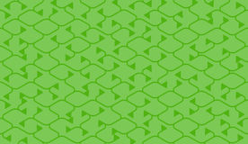 Isometric bezszwowy wzór Netto linii tło Fotografia Stock