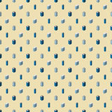 Isometric buildings seamless pattern Stock Images