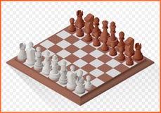 Free Isometric Chess Piece Chessmen Stock Photos - 74995273