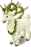 Isometric deer Royalty Free Stock Photos