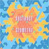 Isometric digital pattern Stock Images