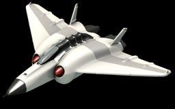 Isometric futurystyczna fantastyka naukowa architektura, fantazja astronautyczny strzelający świadczenia 3 d ilustracji