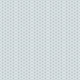 Isometric Grid Seamless Pattern. vector illustration