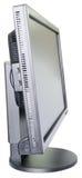 isometric όψη μηνυτόρων LCD Στοκ Εικόνες