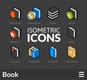 Isometric outline icons set 43 Stock Photos