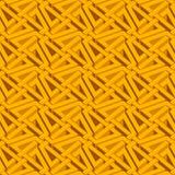Isometric seamless pattern Stock Photos