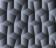 Isometric Square Seamless Background vector illustration