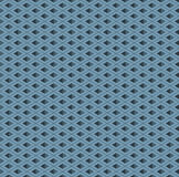 Isometric sześcian tapeta Fotografia Stock