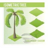 Isometric Tree  004 Royalty Free Stock Photos