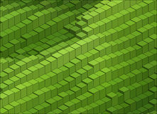 Isometric Vector Pattern Royalty Free Stock Photos