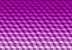 Isometric wektoru wzór Zdjęcie Stock