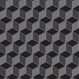 Isometric wzór Zdjęcie Royalty Free