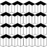 Isometrische Objecten achtergrond Stock Afbeelding