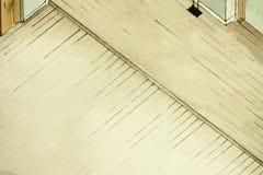 Isometrische teilweise Architekturaquarellzeichnung des Wohnungsgrundrisses, künstlerische Annäherung zum Immobiliengeschäft symb Stockfotografie