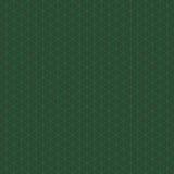 Isometrisk rastervit på en grön bakgrund Royaltyfria Foton