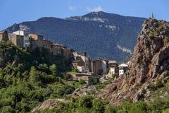Isona - Καταλωνία - Ισπανία Στοκ Φωτογραφία