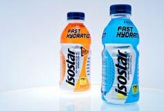 Isostar drink Stock Image