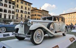 Isotta Fraschini 1930 photos libres de droits