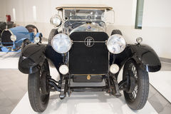 Isotta Fraschini Tipo 8 Royalty Free Stock Photography