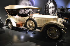 1920 Isotta Fraschini Type B at Museo Nazionale dell'Automobile Stock Photo