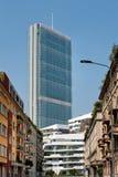 Isozaki Tower, Milan Royalty Free Stock Photos