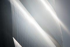 Isozakitoren in Citylife, in Milaan Stock Afbeeldingen