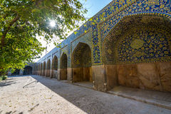 Ispahan nell'Iran immagini stock