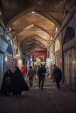 Ispahan nell'Iran immagine stock libera da diritti