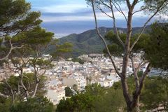 Ispaniya.Kataloniya. Imagenes de archivo