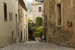 Ispaniya.Kataloniya. Foto de archivo libre de regalías